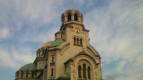 Alexander-Newski-Gedächtniskirche: アレクサンドル・ネフスキー大聖堂