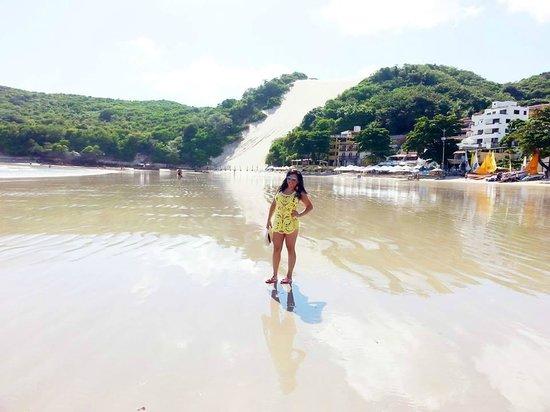 Ponta Negra Beach: Eu ameiiiiiiiiii