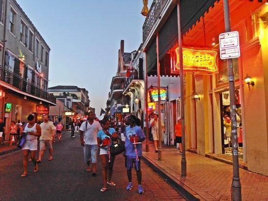 Bourbon Street: NOLA madness