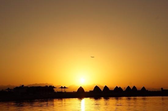Coral Beach Resort: последний вечер (