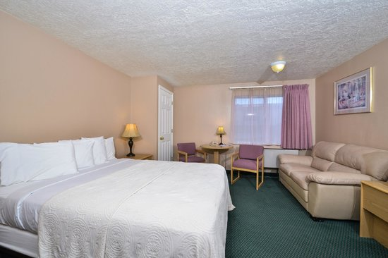 Red Ledges Inn : Junior Suite