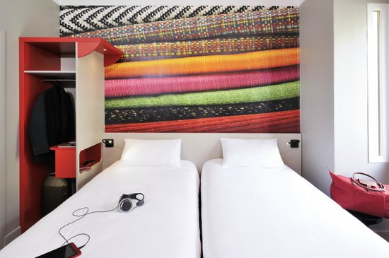 Ibis Styles Lille Centre Grand Place : chambre twin