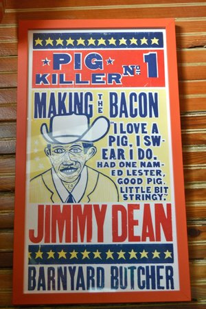 The Joint: Jimmy Dean poster