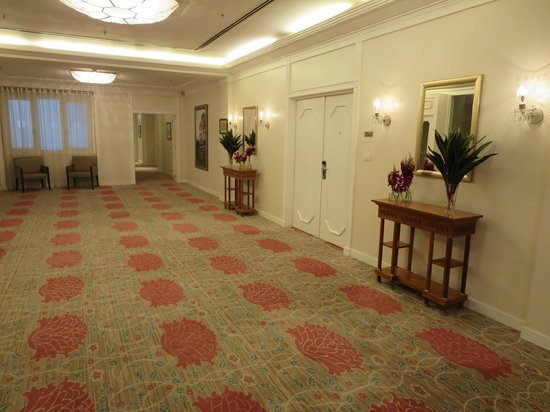 Belmond Copacabana Palace: Corridor