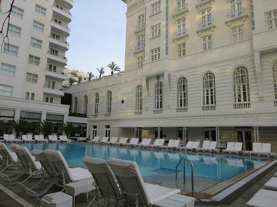 Belmond Copacabana Palace: Pool...