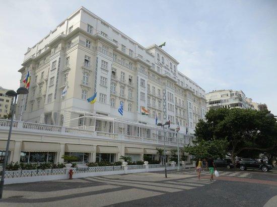 Belmond Copacabana Palace: Hotel
