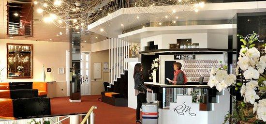HOTEL ROC DE MASSABIELLE : ACCUEIL