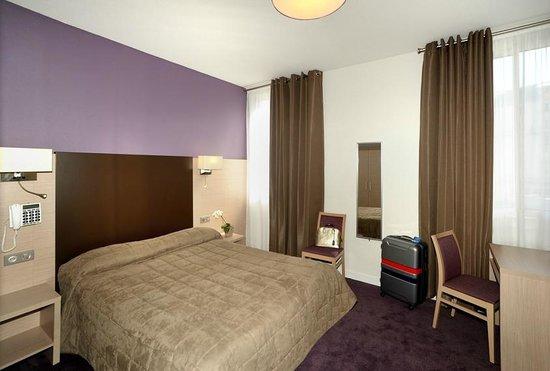 HOTEL ROC DE MASSABIELLE : CHAMBRE RENOVEE