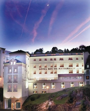 Hotel Roc De Massabielle
