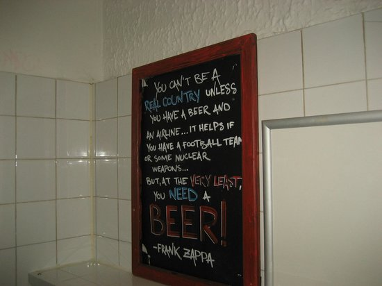 The Brew Dock: Immature