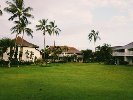 Kiahuna Plantation Resort: The grounds