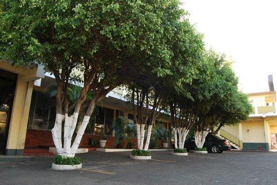 Escuintla, Guatemala: Parking