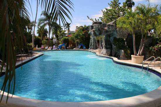 Embassy Suites by Hilton Fort Lauderdale 17th Street : Pool