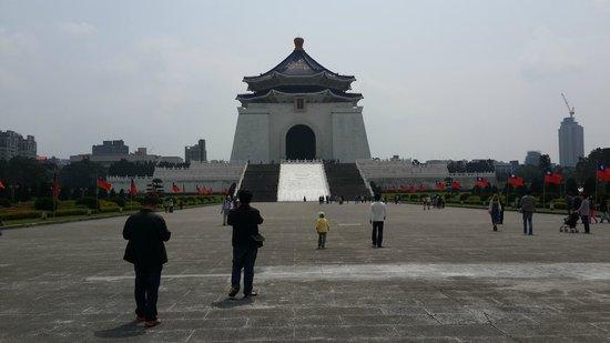Salón Conmemorativo de Chiang Kai-shek: CKS Memorial Hall