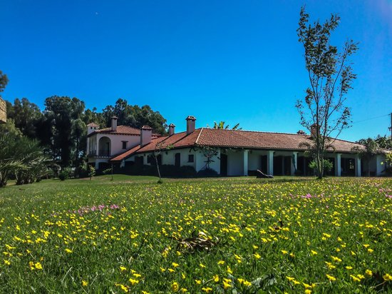 Estancia Pinos de la Quebrada: Front of the Estancia