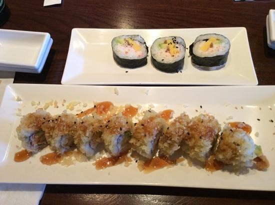 Crazy Rock N Sushi : sushilisious