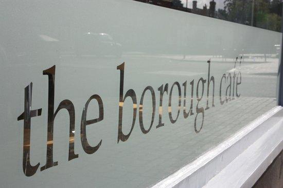 The Borough Cafe: The Borough Café