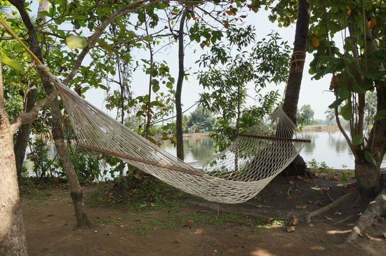 Our Land Island Backwater Resort : Time to Relax