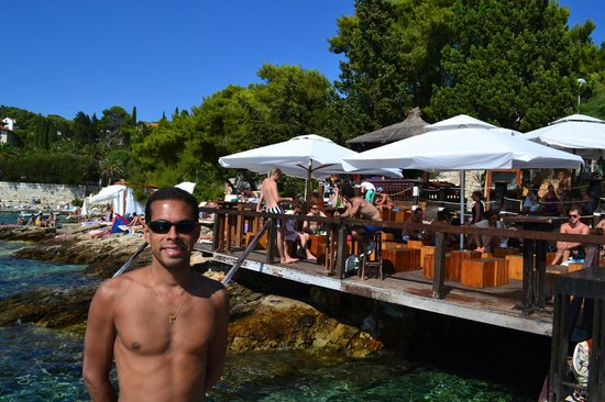Hvar Island, Kroasia: Hula Hula Bar