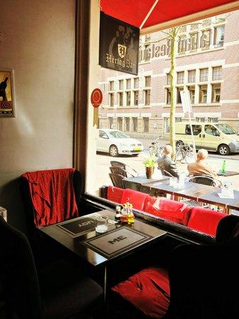 Spuistraat 122 Italian Restaurant