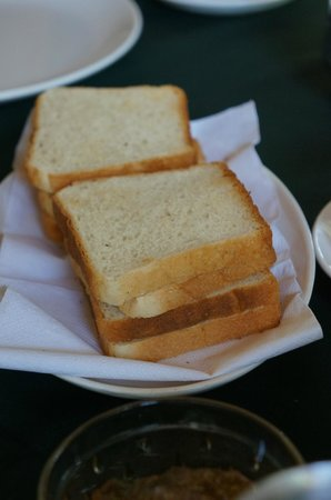Our Land Island Backwater Resort : Fresh Toast
