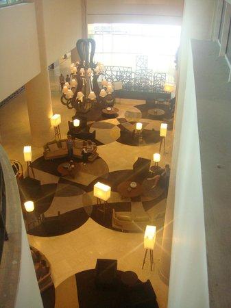 Conrad Punta del Este Resort & Casino: Vista lobby