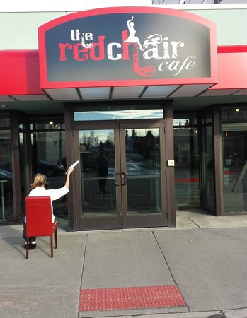 Red Chair Cafe Anchorage Alaska