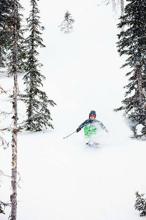 Great Northern Powder Guides: Kid