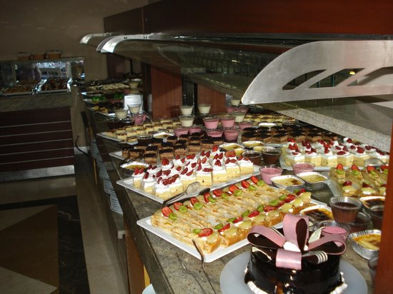Royal Asarlik Beach: super lekkere desserts