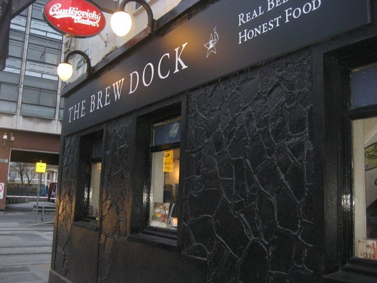 The Brew Dock: Amiens St view
