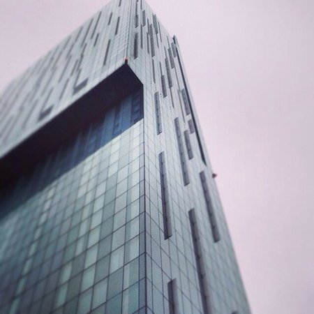 Hilton Manchester Deansgate: Beetham Tower (Hilton)