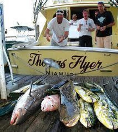 Thomas Flyer Fishing Charters