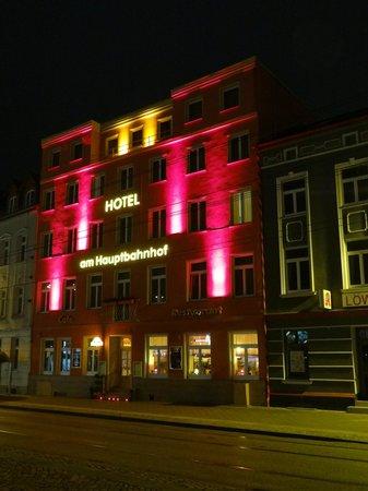 Hotel am Hauptbahnhof : Hotel nach Mitternacht