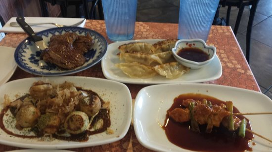 SoBaya Japanese Bistro : Yummy Small Plates