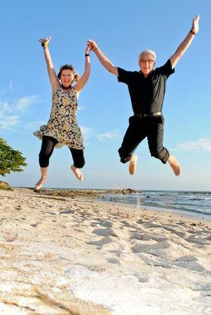 Grand Palladium Vallarta Resort & Spa : S'envoyer en l'air sur la plage....
