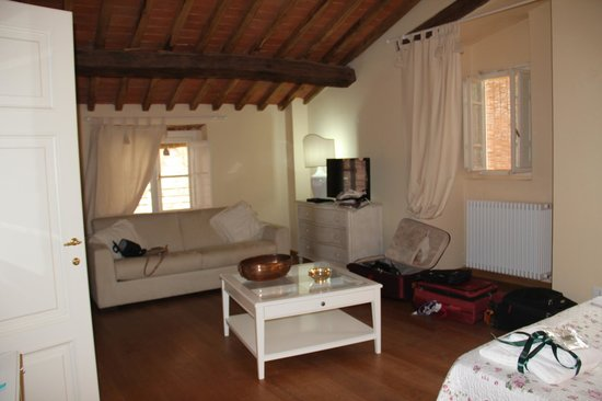 Guest Apartment Margherita B&B : luxury room - worth it!