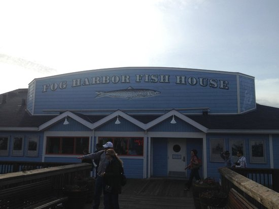 Picture of fog harbor fish house san francisco for Fog harbor fish house san francisco