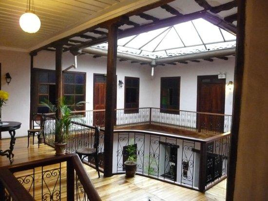 Casa Ordonez : 2nd floor rooms