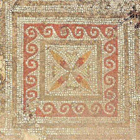 Dougga : Mosaic