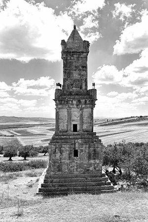 Dougga : Punic Mausoleum