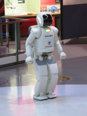 National Museum of Emerging Science and Innovation Miraikan : Asimo