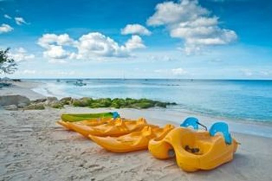 Mango Bay All Inclusive: Kayak s- Watersports that is included in your all inclusive package at Mango Bay