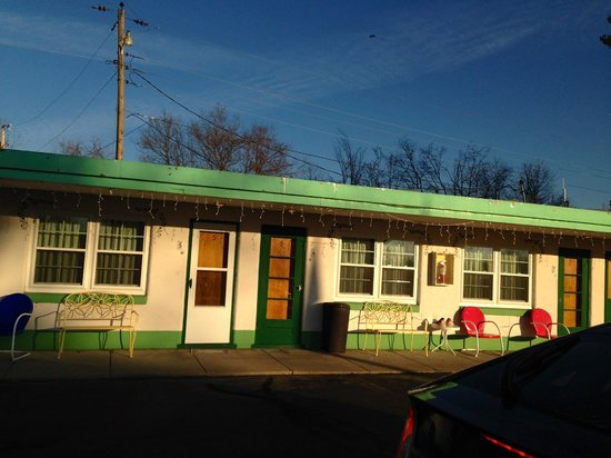 The Springs Motel: Quaint, clean, and friendly, if sorta small