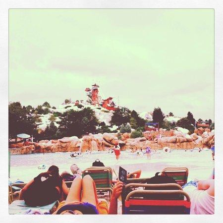 Disney's Blizzard Beach Water Park: Blizzard Beach