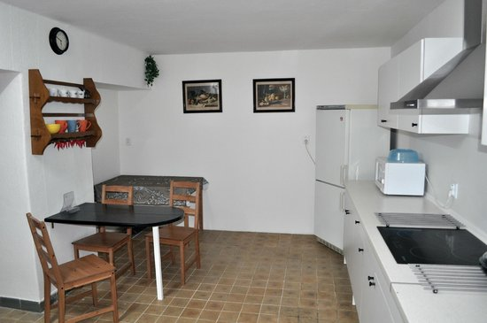 Villa Michle: Кухня