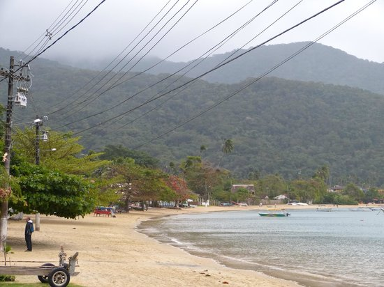 Abraao Beach : Vila Abraão