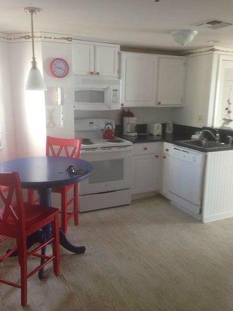 Myrtle Beach Resort: Kitchen