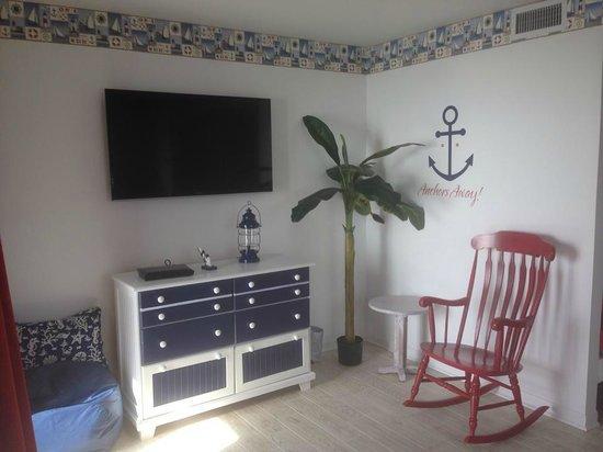 Myrtle Beach Resort: Living Space