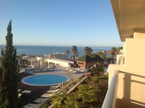 Grande Real Santa Eulália Resort & Hotel Spa: vista do quarto