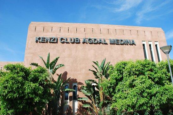 Kenzi Club Agdal Medina : hotel